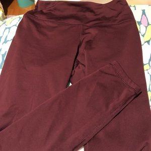 90 Degree fleece lined legging